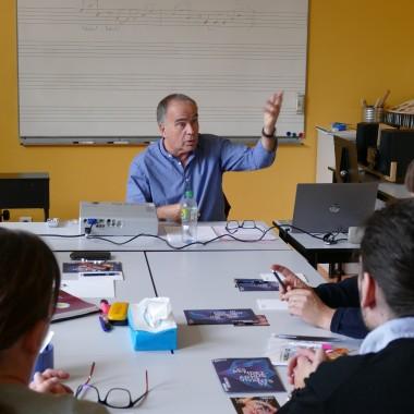 Rencontre pédagogique de formation musicale