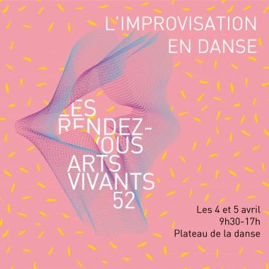 L'improvisation en danse