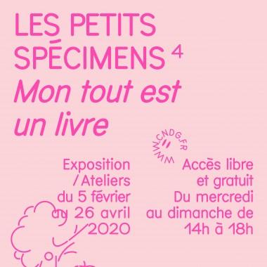 Les Petits Spécimens 4