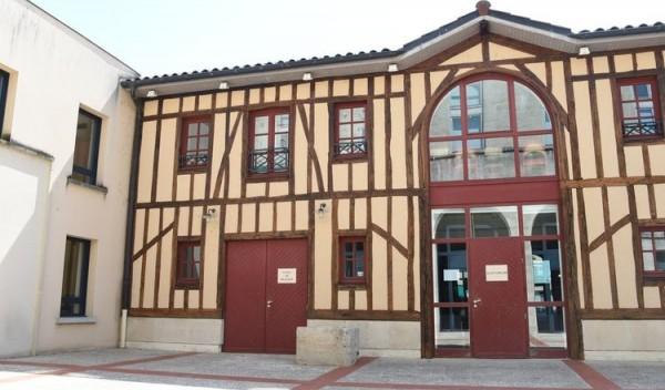 Ecole de musique du Pays du Der- La porte du Der-Sommevoire - 1