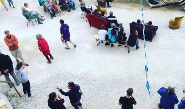 SIMONE - camp d'entraînement artistique  - 1