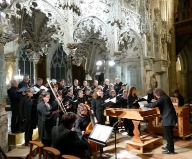 Ensemble vocal Montéclair