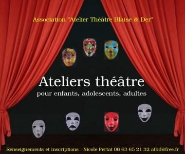 Atelier Théâtre Blaise &Der