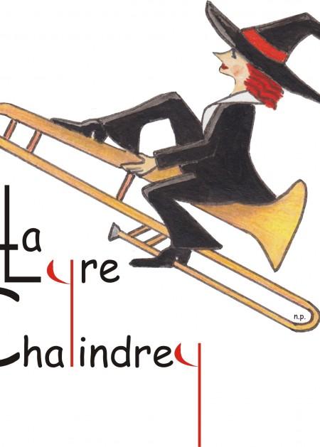 LA LYRE  de CHALINDREY